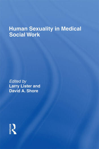Human Sexuality in Medical Social Work book cover