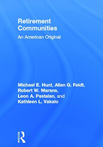 Retirement Communities An American Original book cover