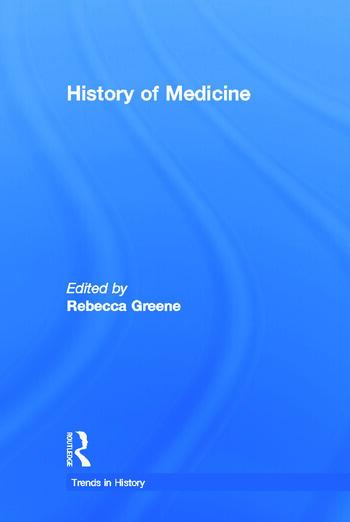 History of Medicine book cover