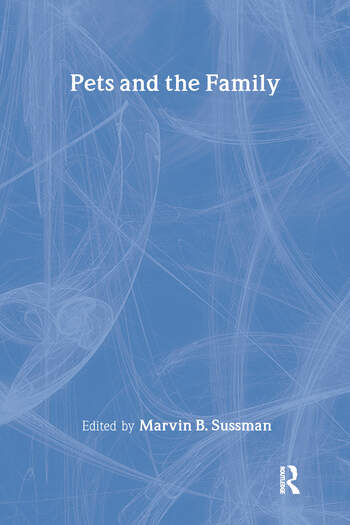 Pets and the Family book cover