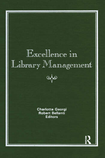 Excellence in Library Management book cover