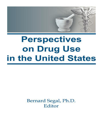 Perspectives on Drug Use in the United States book cover