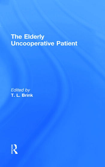 The Elderly Uncooperative Patient book cover