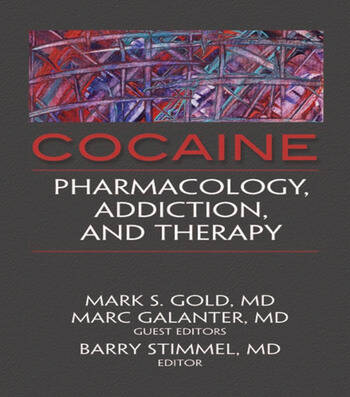 Cocaine Pharmacology, Addiction, and Therapy book cover