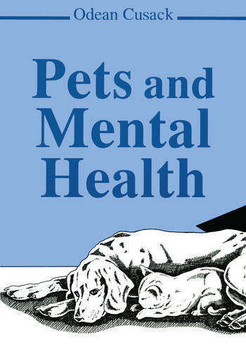 Pets and Mental Health book cover