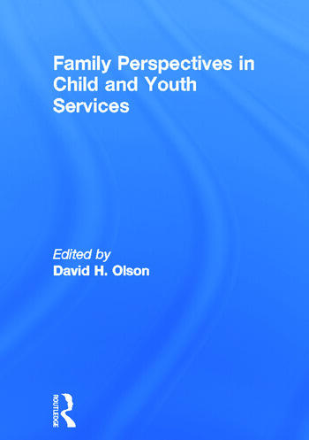 Family Perspectives in Child and Youth Services book cover