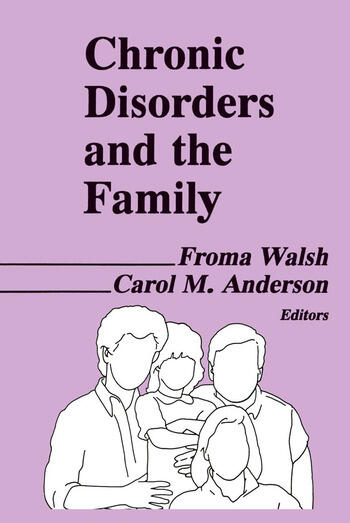 Chronic Disorders and the Family book cover