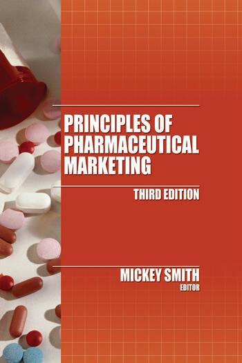 Principles of Pharmaceutical Marketing book cover