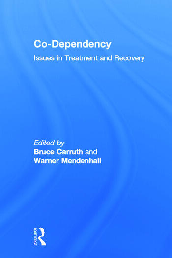 Co-Dependency Issues in Treatment and Recovery book cover