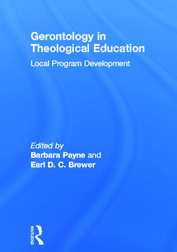 Gerontology in Theological Education Local Program Development book cover
