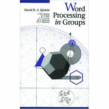Word Processing in Groups book cover