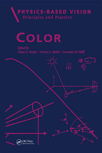 Physics-Based Vision: Principles and Practice Color, Volume 2 book cover