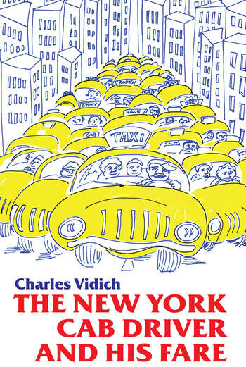 New York Cab Driver and His Fare book cover