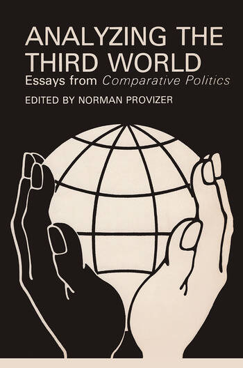Analyzing the Third World Essays from Comparative Politics book cover