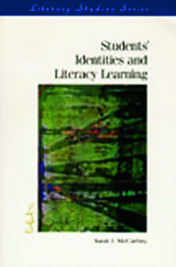 Students' Identities and Literacy Learning book cover