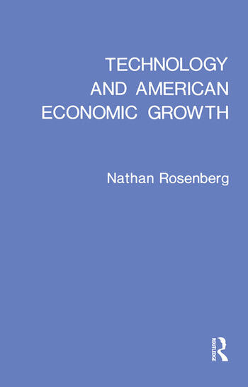 Technology and American Economic Growth book cover