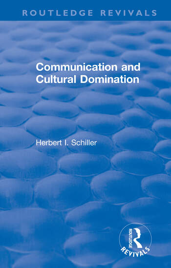 Communication and Cultural Domination book cover
