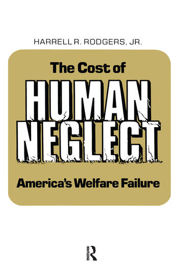 The Cost of Human Neglect book cover