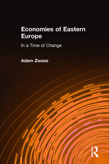 Economies of Eastern Europe in a Time of Change book cover