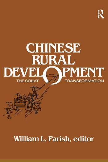 Chinese Rural Development: The Great Transformation The Great Transformation book cover