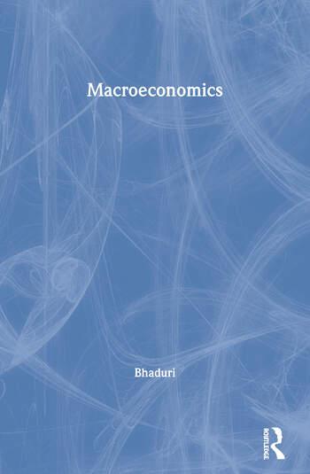Macroeconomics book cover