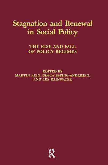 Stagnation and Renewal in Social Policy book cover