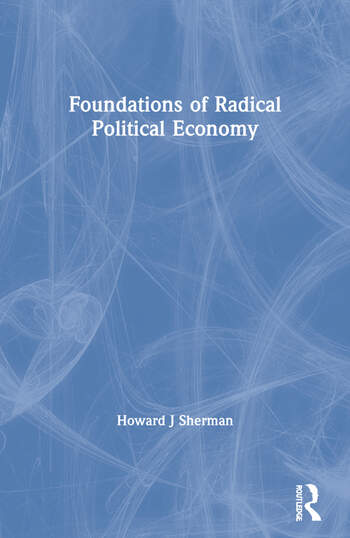 Foundations of Radical Political Economy book cover
