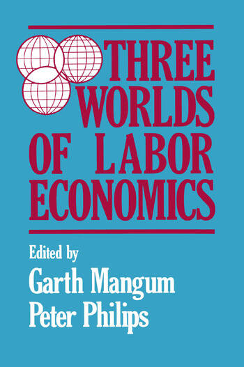 Three Worlds of Labour Economics book cover