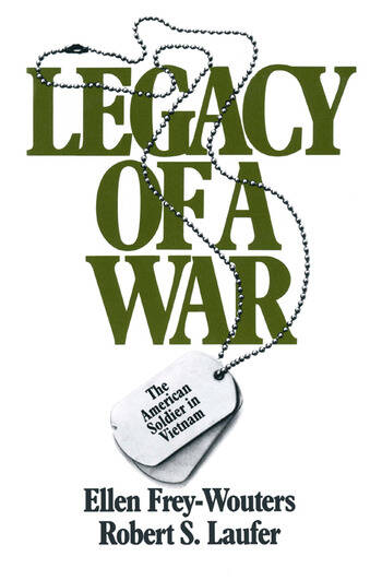 Legacy of a War American Soldier in Vietnam book cover