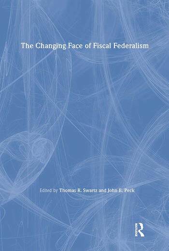 The Changing Face of Fiscal Federalism book cover