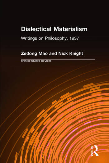 Dialectical Materialism: Writings on Philosophy, 1937 Writings on Philosophy, 1937 book cover