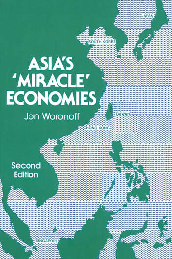 ASIA'S MIRACLE ECONOMIES book cover
