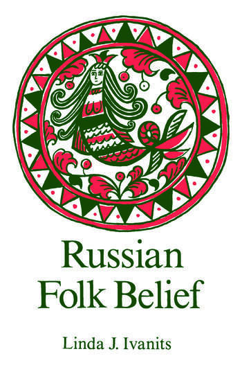 Russian Folk Belief book cover