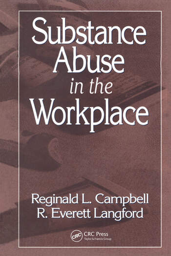 Substance Abuse in the Workplace book cover