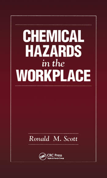 Chemical Hazards in the Workplace book cover