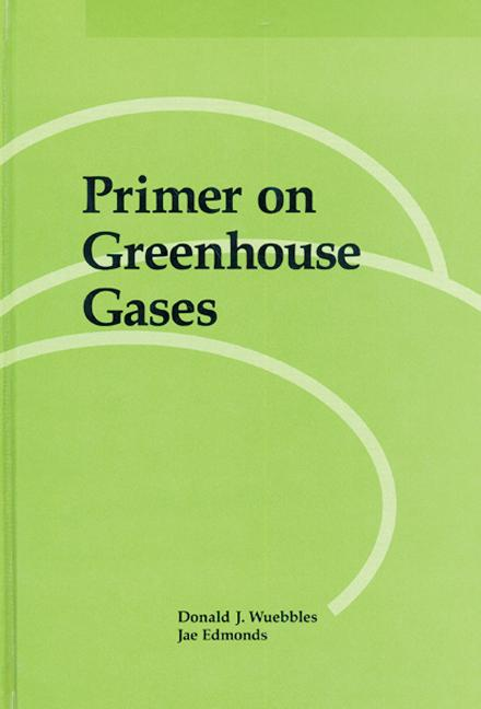 Primer on Greeenhouse Gases book cover