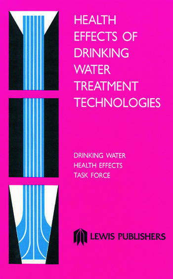 Health Effects of Drinking Water Contaminants book cover