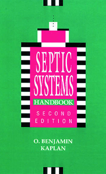 Septic Systems Handbook, Second Edition book cover