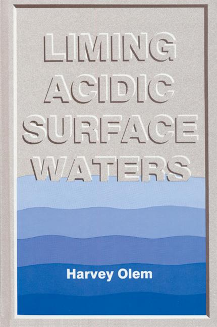 Liming Acidic Surface Waters book cover