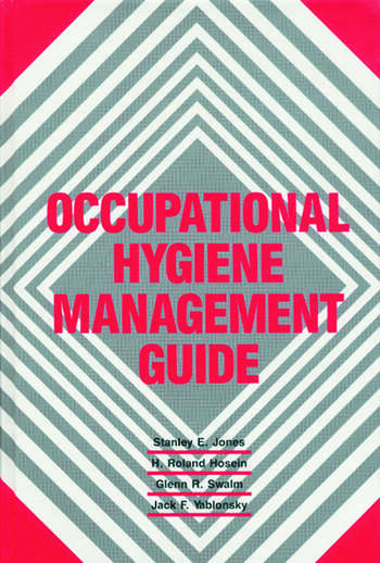 Occupational Hygiene Management Guide book cover