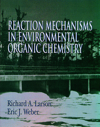 Reaction Mechanisms in Environmental Organic Chemistry book cover