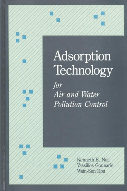 Adsorption Technology for Air and Water Pollution Control book cover
