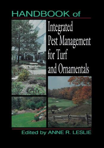 Handbook of Integrated Pest Management for Turf and Ornamentals book cover