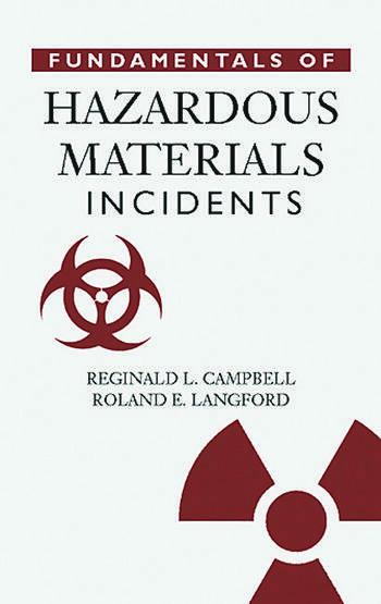 Fundamentals of Hazardous Materials Incidents book cover