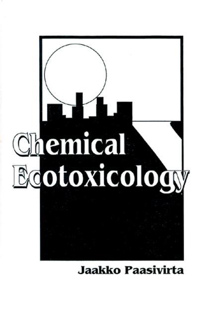 Chemical Ecotoxicology book cover