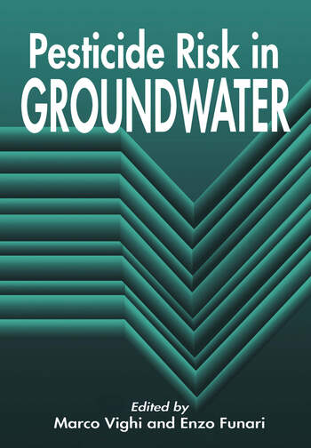 Pesticide Risk in Groundwater book cover