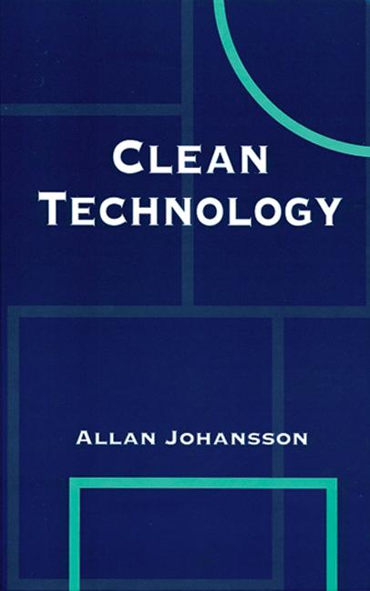 Clean Technology book cover