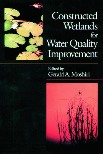 Constructed Wetlands for Water Quality Improvement book cover