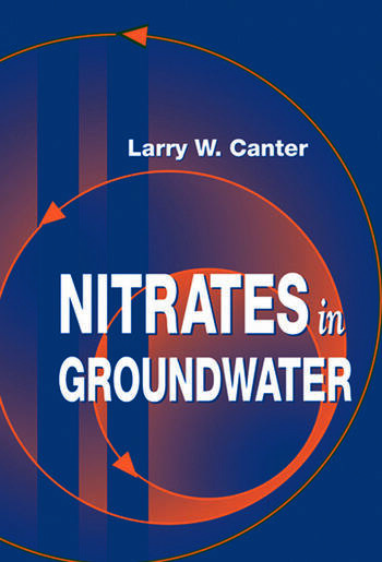 Nitrates in Groundwater book cover
