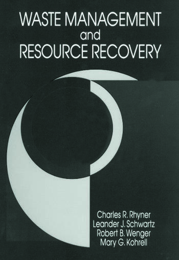 Waste Management and Resource Recovery book cover